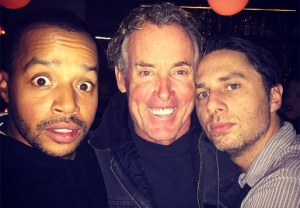 Scrubs Reunion Photo