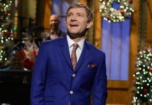 SNL Martin Freeman