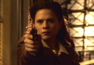 Agent Carter Preview Hayley Atwell