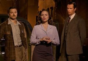 Agent Carter Spoilers