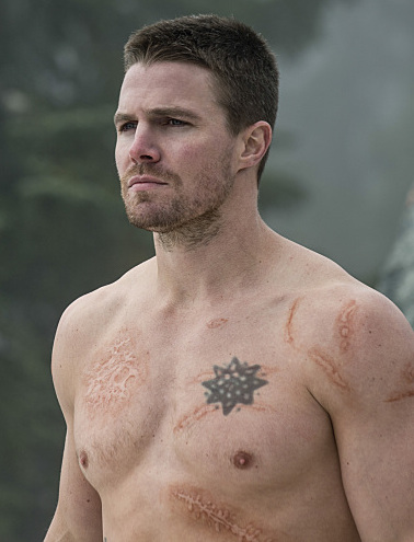 Arrow Oliver Dies Amell