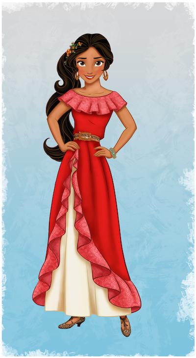 Disney Junior Elena