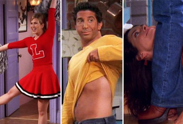 Friends: Worst Episodes