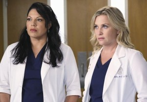 Grey's Anatomy Calzona Breakup