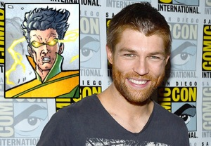 Liam McIntyre The Flash Weather Wizard