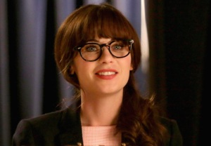 Zooey Deschanel Pregnant Pregnancy New Girl Season 4