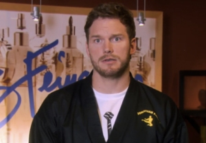 Parks and Recreation Johnny Karate
