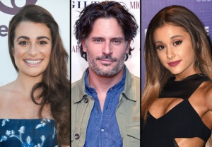 Scream Queens Lea Michele Joe Manganiello