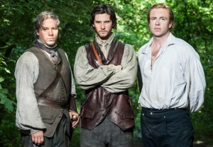 Sons of Liberty Miniseries Premiere Recap