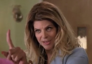 The Middle Kirstie Alley
