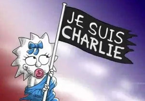 The Simpsons Charlie Hebdo