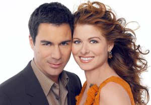 The Mysteries of Laura Season 1 Cast Eric McCormack
