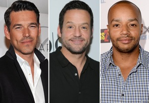 Eddie Cibrian Donald Faison Josh Hopkins Join Monica Potter Comedy Pilot Tvline Facebook gives people the power to share and makes the. eddie cibrian donald faison josh
