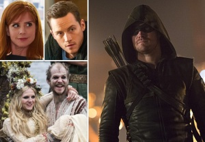 Arrow Costume Changes Season 3