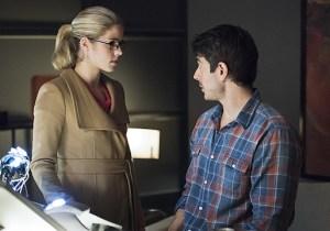 Arrow Preview Oliver Laurel Felicity