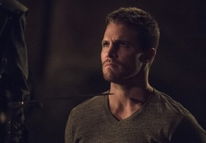 Arrow Season 3 Oliver Replace Ra's al Ghul