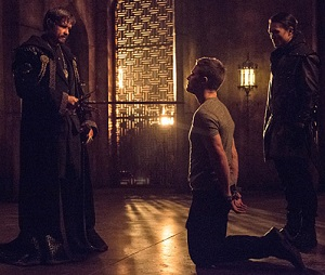 Arrow Oliver to Replace Ra's al Ghul