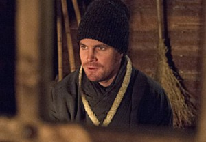 Arrow Oliver Returns