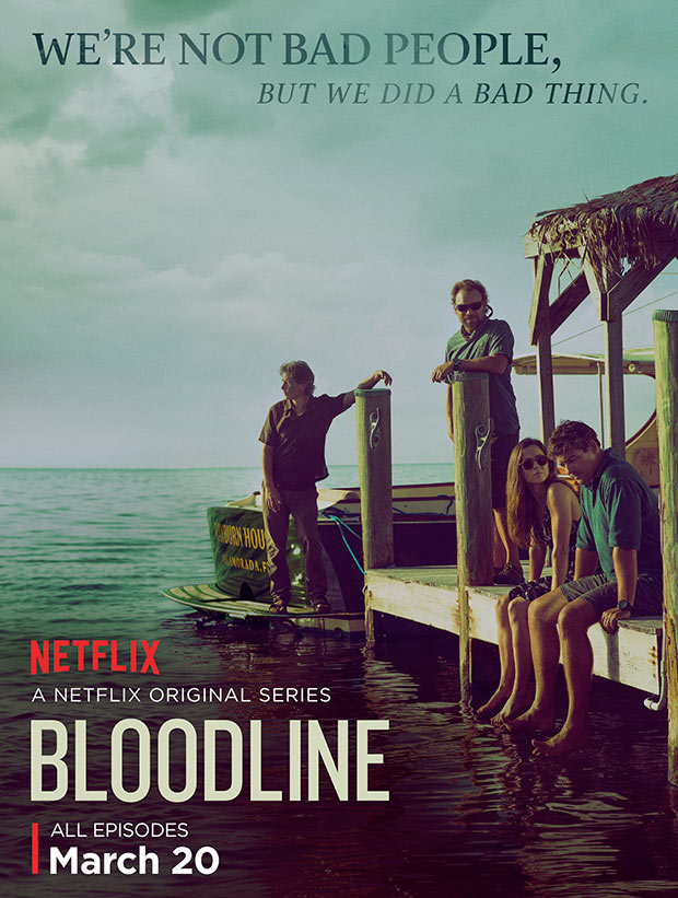 Bloodline Netflix Key Art
