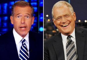Brian Williams Suspended