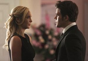 Vampire Diaries Stefan Caroline