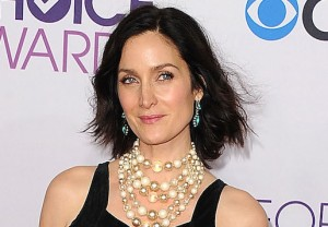 Jessica Jones Cast Carrie-Anne Moss