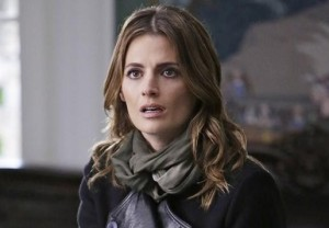 Castle Season 8 No Beckett