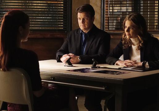 Castle 3XK Kidnaps Beckett