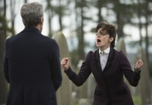 Doctor Who Season 9 Missy Returns