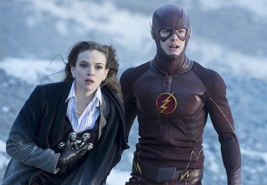 The Flash Recap Nuclear Man