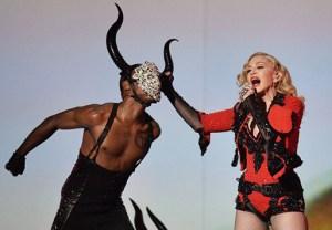 Madonna Grammy Performance