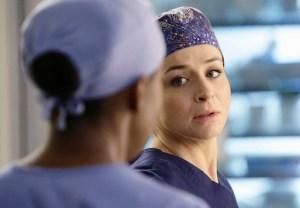 Grey's Anatomy Amelia Spoilers