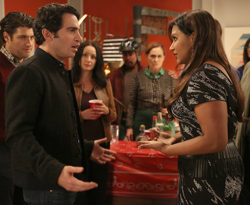 The Mindy Project Season 3 Mindy Pregnant Baby Danny