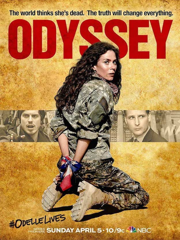 NBC Odyssey Poster