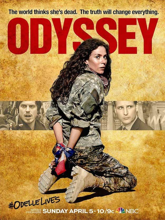 NBC Odyssey Poster