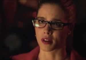 Arrow Felicity Break-Up