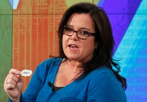 Rosie Quits The View