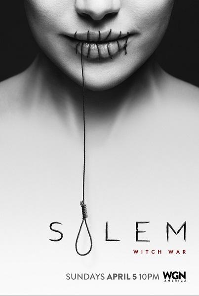 Salem Season 2 Poster