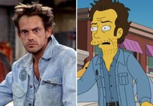 Christopher Lloyd The Simpsons