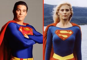 Supergirl Cain Slater