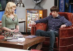 The Big Bang Theory Carol Ann Susi