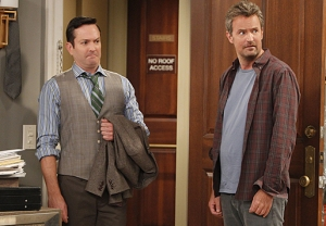 The Odd Couple Series Premiere