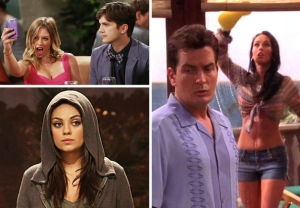 Two and a Half Men Guest Stars