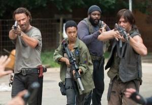 Walking Dead Tyreese Dies