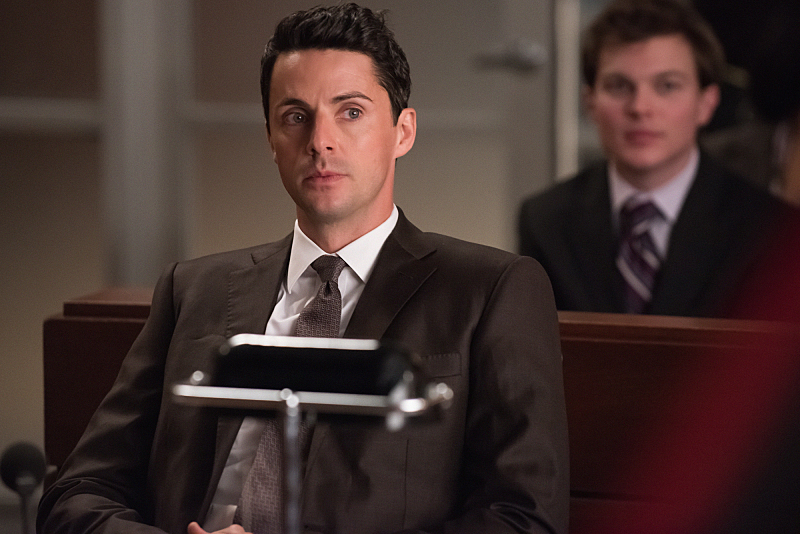 Photos The Good Wife Season 6 Spoilers Matthew Goode S Finn Polmar Returns Tvline