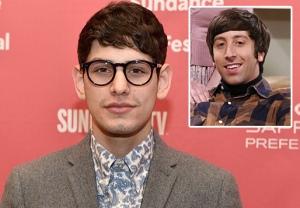 Big Bang Theory Howard Brother