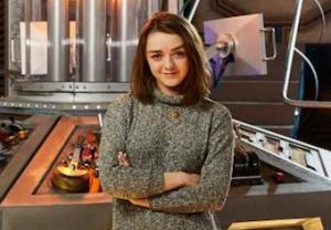 Doctor Who Maisie Williams