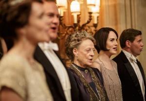 Downton Abbey Ending