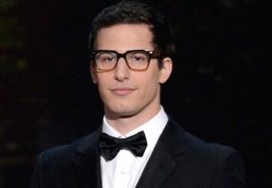 Emmys 2015 Host Andy Samberg