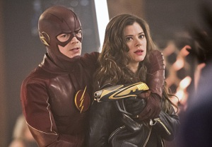 The Flash Barry Relives Day